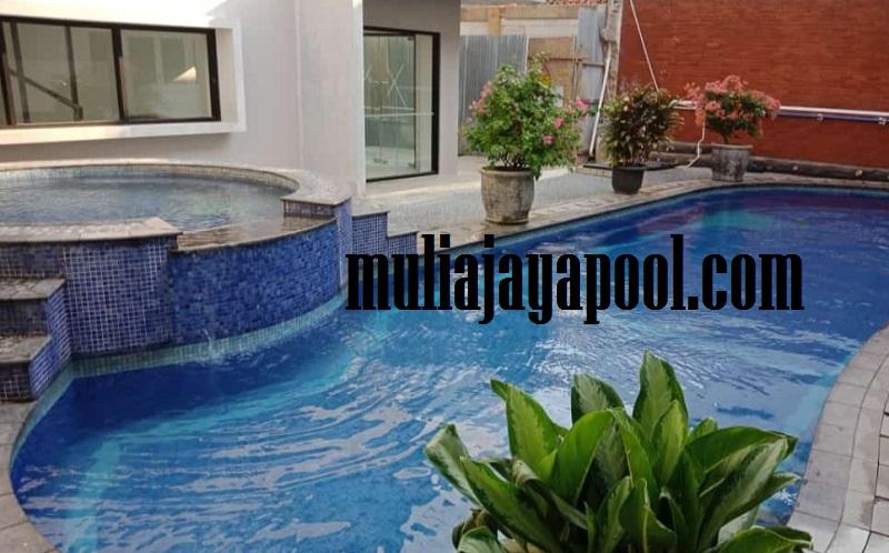 Harga Pembuatan Kolam Renang Mulia Jaya Pool